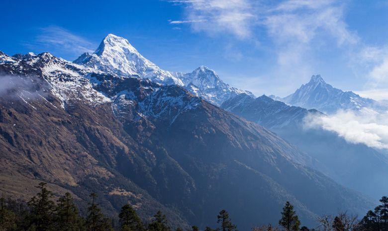 Tour des Annapurnas & Lac Tilicho - Trek en groupe