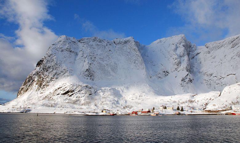 Le Reinebringen, majestueuse montagne