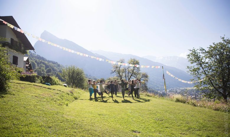 Stage formation Thaï Yoga Massage en Haute-Savoie