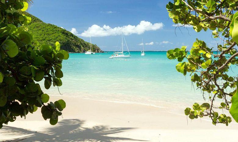 Croisière St Martin, St Barths, Anguilla…