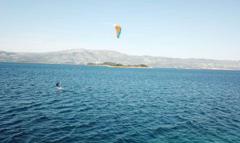 Séjour Kitesurf et découverte en Croatie