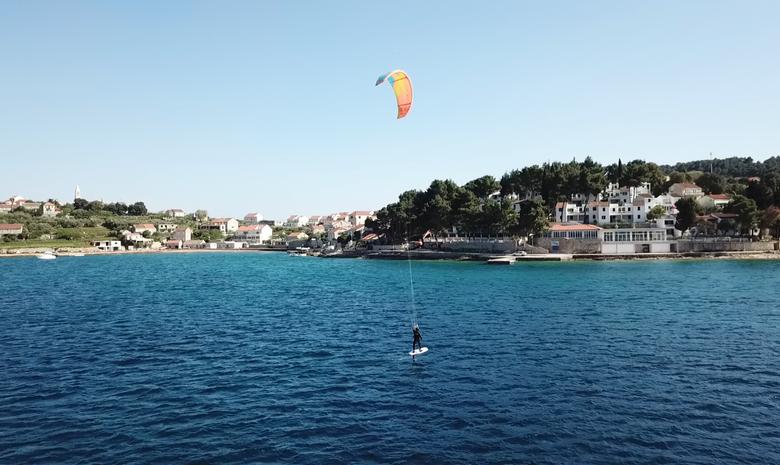 Kitesurf et découverte