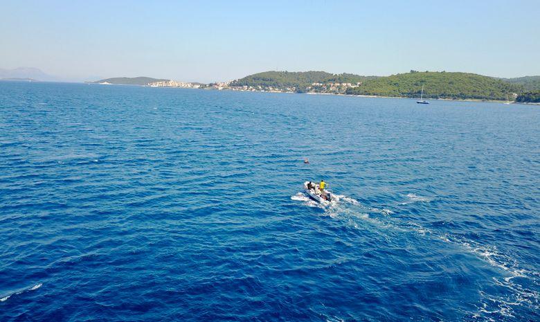 Kitesurf et wakeboard
