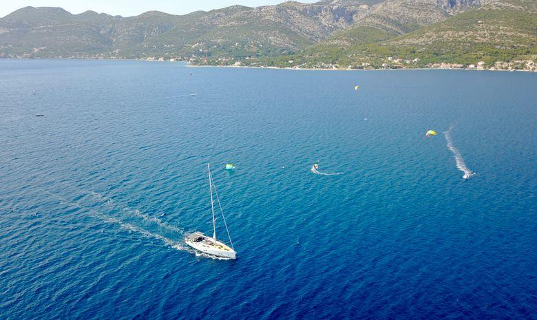 Séjour Kitesurf et wakeboard en Croatie