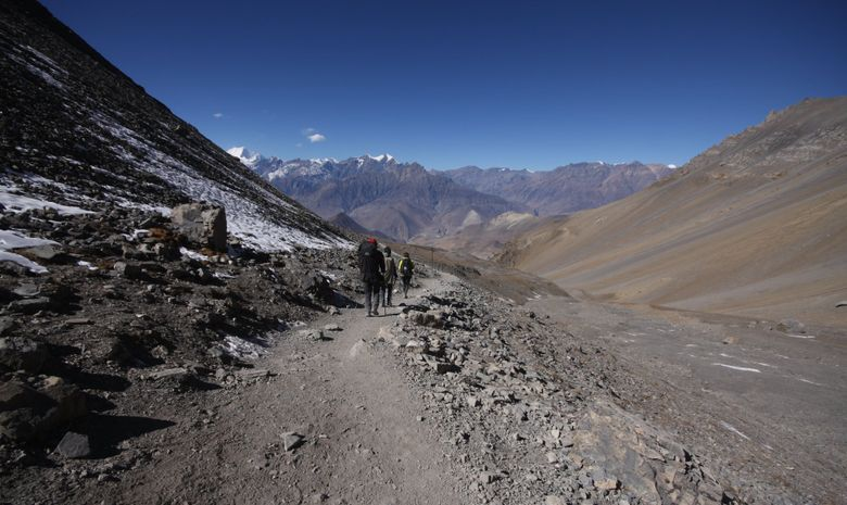 Grand Tour des Annapurnas