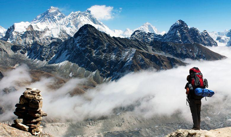 Trek dans la région de l'Everest et Gokyo Peak
