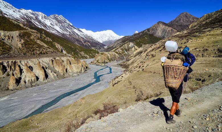 A la rencontre des Sherpas - trek privatisé