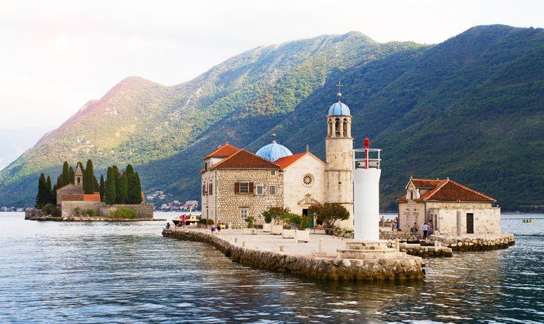 Croisière côte adriatique en goélette