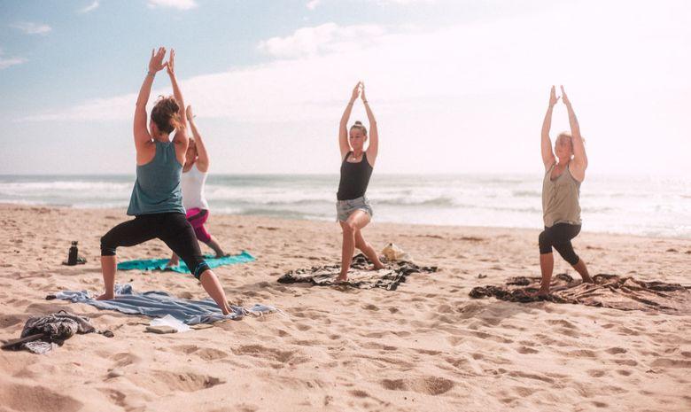 Séjour Surf et Yoga dans la région de Porto