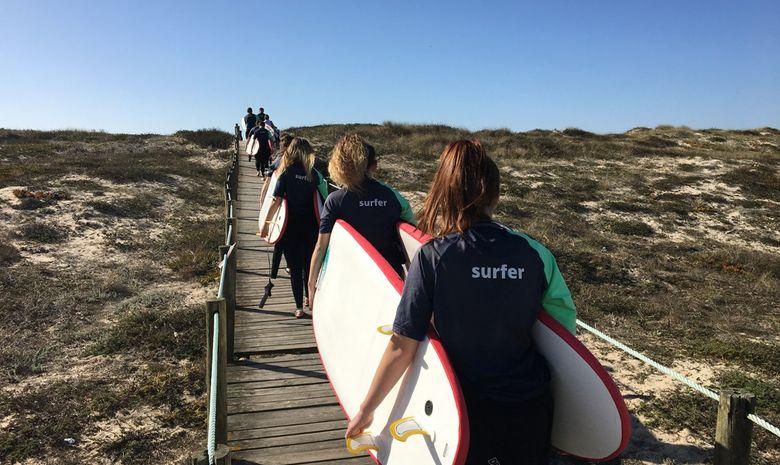 Séjour Surf dans la région de Porto
