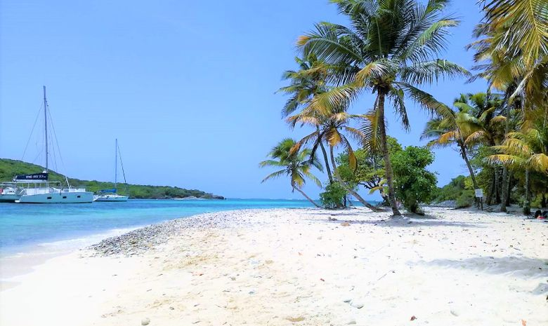 Croisière privatisée Kitesurf en Guadeloupe