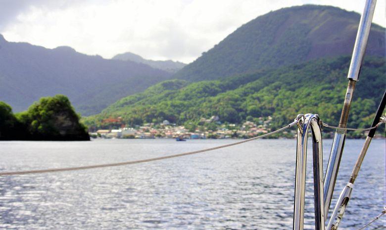 Croisière LAGOON 450 F Martinique et Sainte-Lucie
