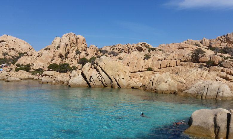 Croisière voile en Corse du Sud et Sardaigne