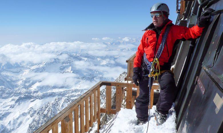 Stage ascension des 4000 du Mont Rose