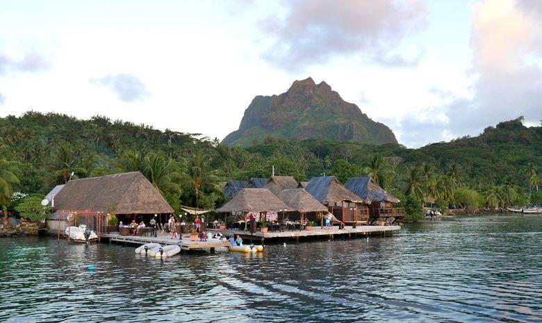 Bora Bora Dream