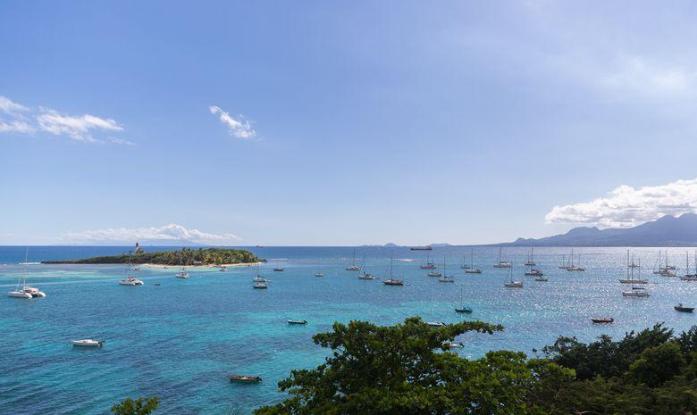 Croisière cabine en Guadeloupe - catamaran 62'