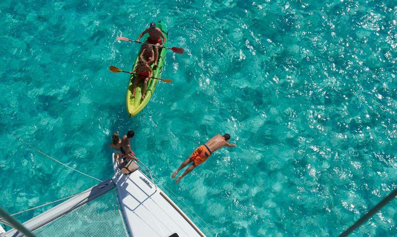 Tobago Cays Dream Premium
