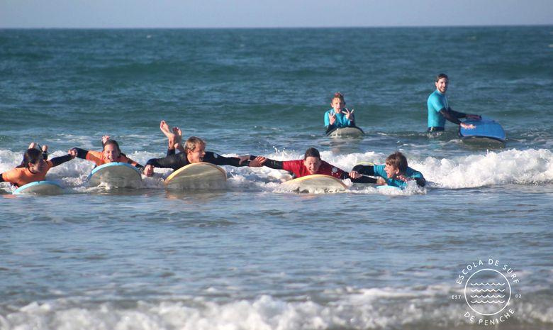 Lecons de surf