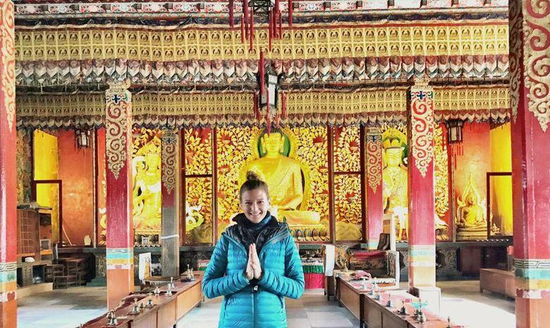 Trek & Yoga, un voyage unique au pied de l'Everest