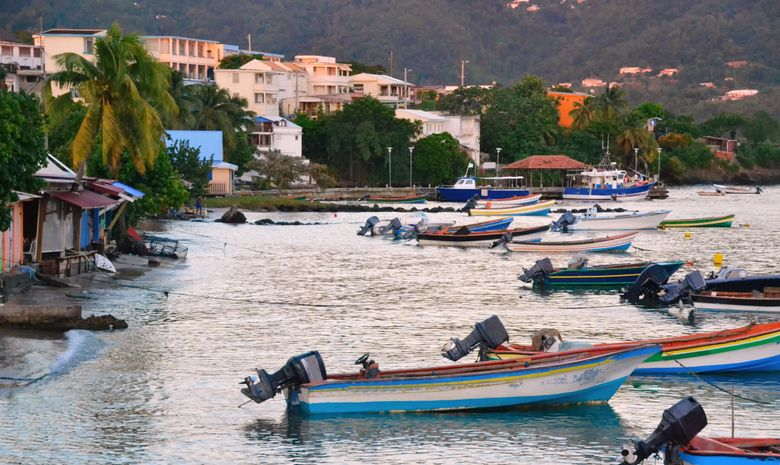 Mini-croisière cabine à Ste Lucie - catamaran 44'
