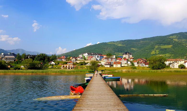 Aux sommets des Balkans