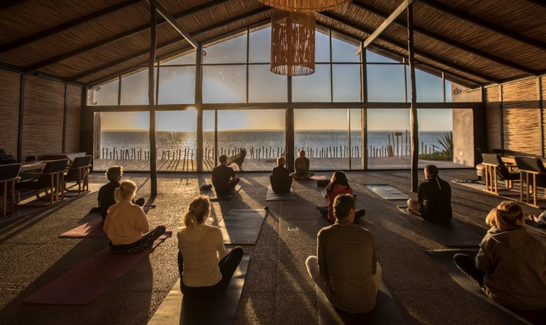 Yoga & Detox en hôtel de luxe à Dakhla
