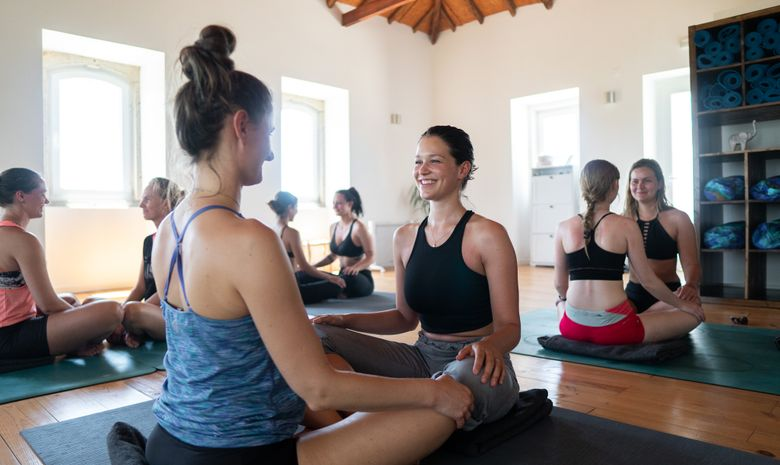 Retraite Yoga & Surf dans une villa à Ericeira