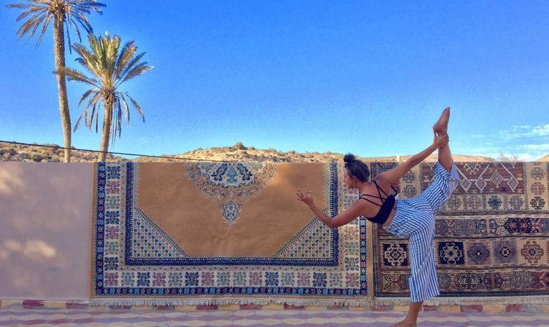 Retraite Yoga & Surf dans la baie d'Imsouane
