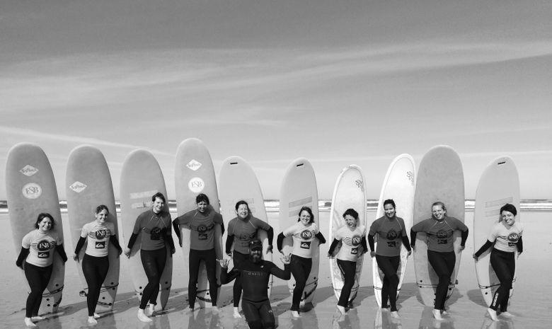 Retraite Yoga & Surf au coeur de la Bretagne