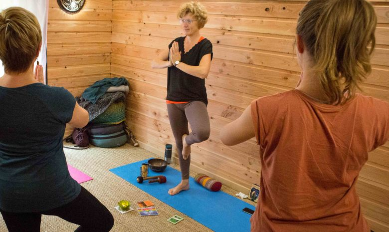Stage Yoga & Ayurvéda en pleine nature en Vendée