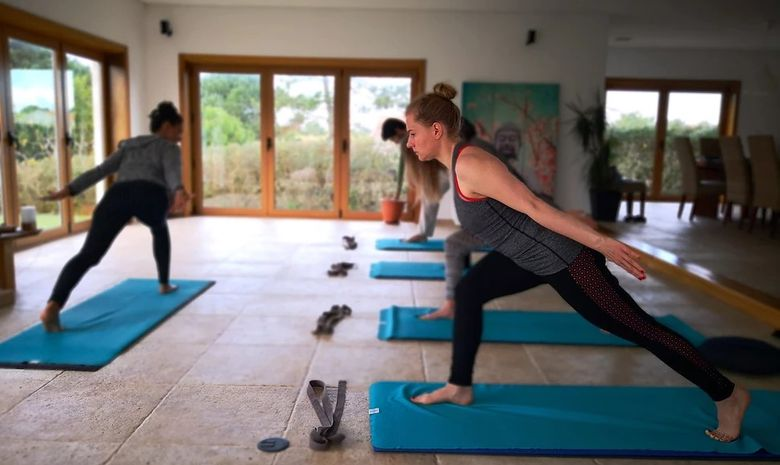 Retraite Yoga & Surf à Sintra au Portugal
