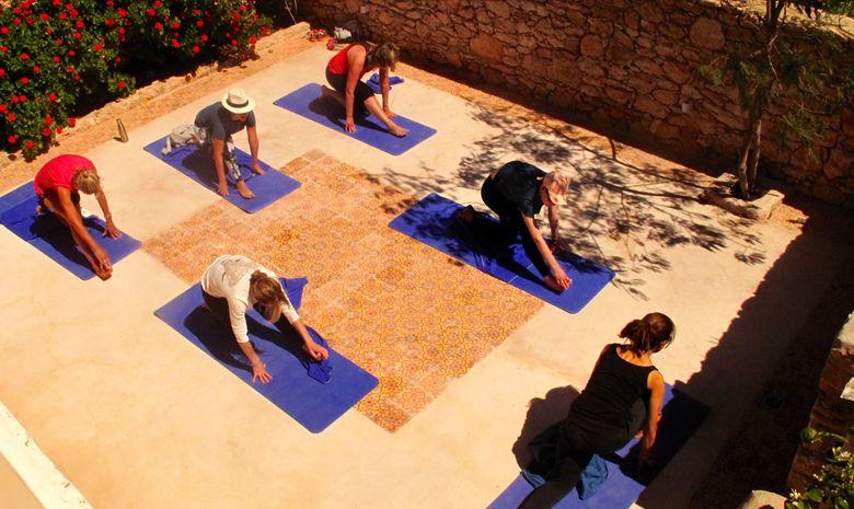 Yoga, Surf et soleil
