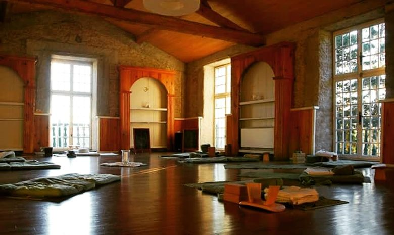 Connection with Nature Meditation and Yoga Retreat