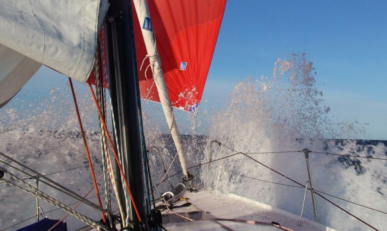 Traversez l'Atlantique en voilier