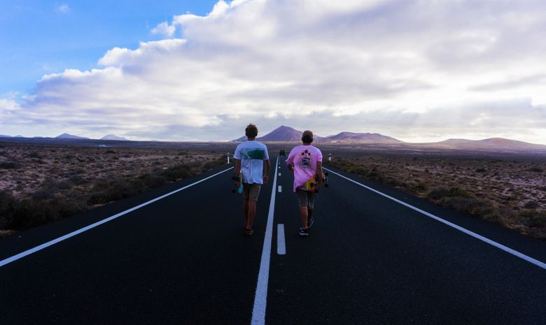 Séjour Surf & Longboard skate à Fuerteventura