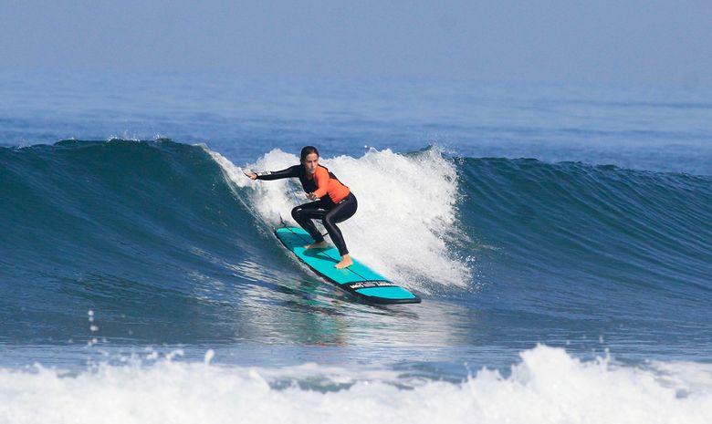 Surfcamp en hôtel tout confort à Bali