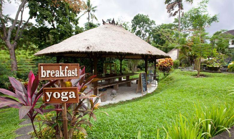 Surfcamp tout confort et Yoga aérien à Bali