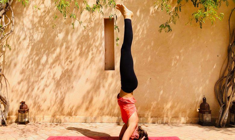 Retraite Yoga au coeur de la Médina de Marrakech