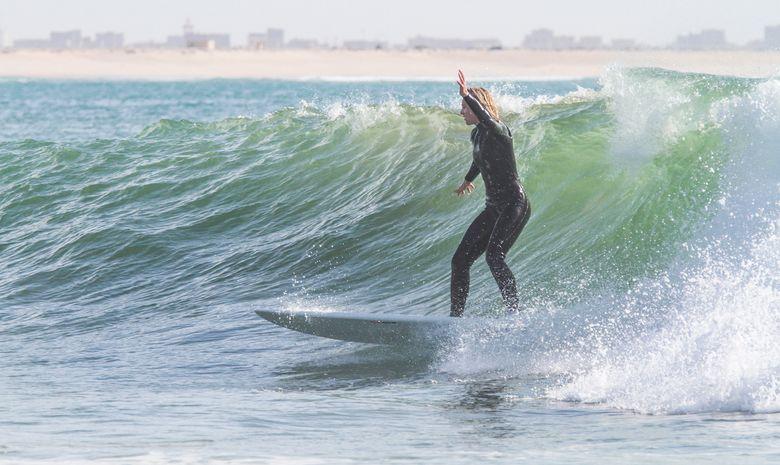Séjour Surf au pied des vagues à Dakhla