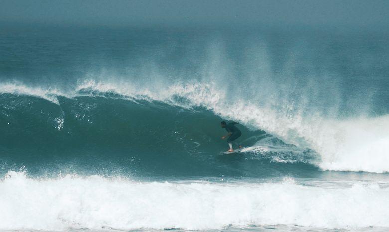 Séjour Surf Guiding sur la côte sauvage de Dakhla