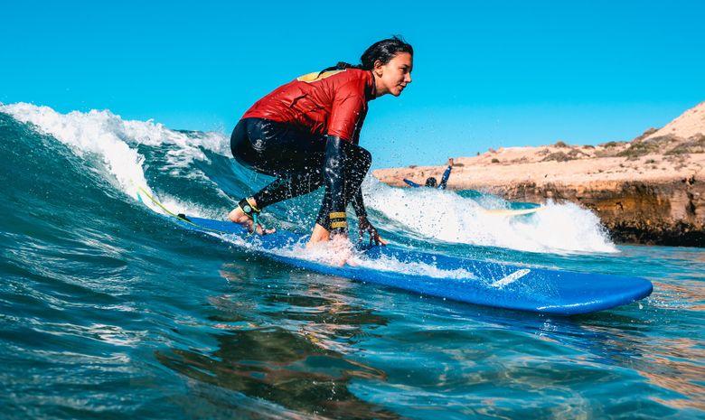 Séjour Surf et Yoga sur la plage de Tamraght