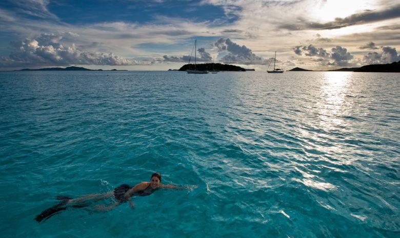 Croisière cabine aux Grenadines - Pogo 12.50