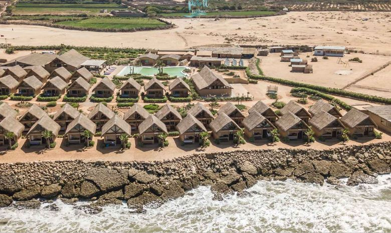 Séjour Kite autonome au pied des vagues à Dakhla