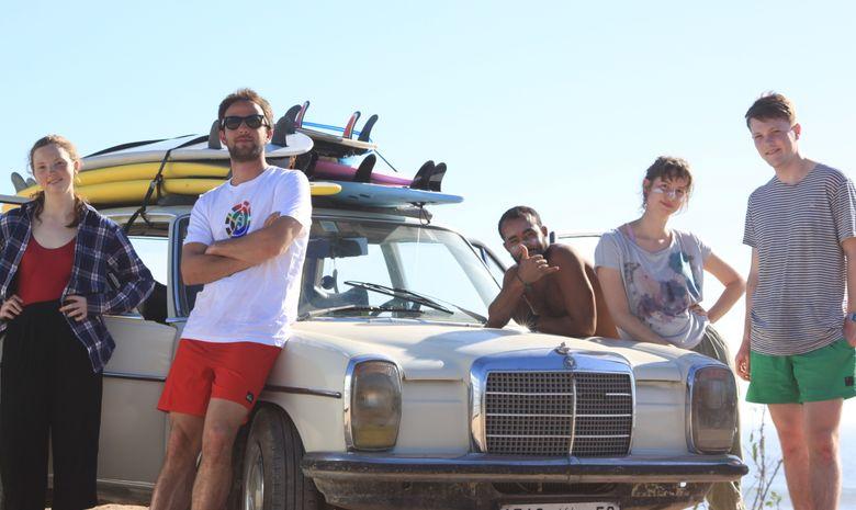Retraite Yoga & Surf en villa Berbère à Tamraght