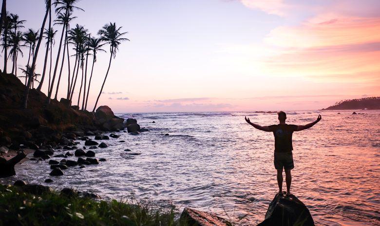 Retraite Yoga & Surf au bord de l'eau au Sri Lanka