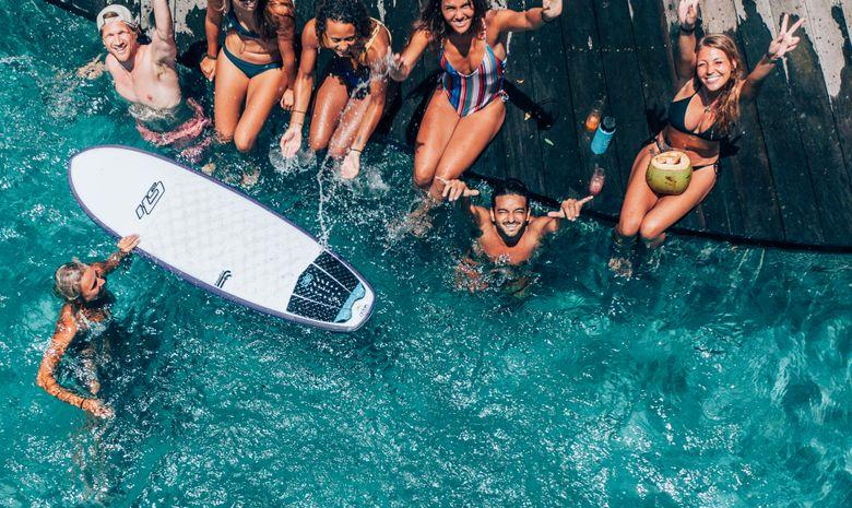 Surfcamp à Canggu