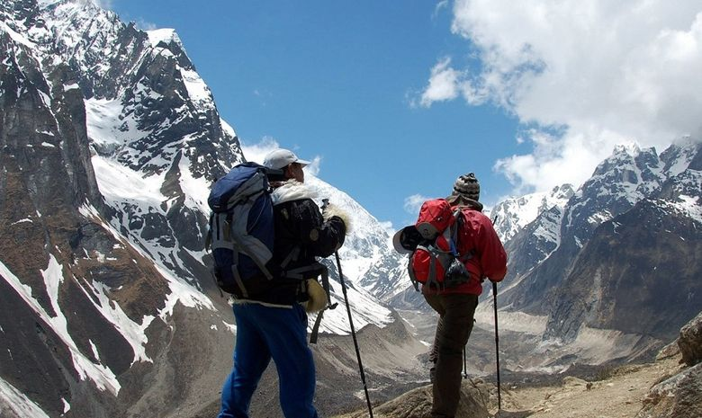 Le tour du Dhaulagiri et Thapa Peak 6012 m