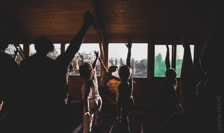 Retraite de Yoga & passages - Printemps 2020