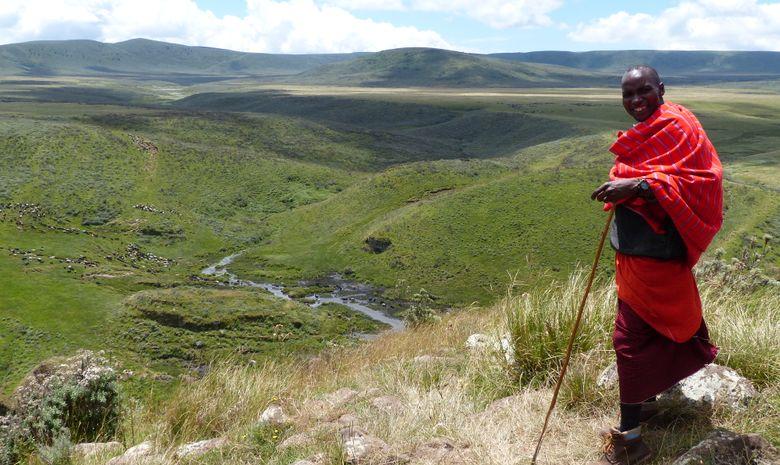 Safari & Trek Sauvage sur les Terres Masai