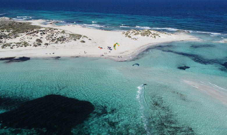 Croisière voile trip paddle Ibiza et Formentera